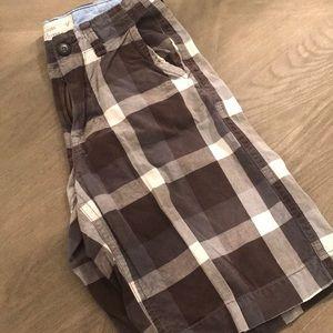 American Eagle longer length shorts
